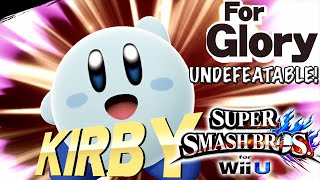 Wow, That SUCKS | Undefeatable! KIRBY Ep. 1 - Super Smash Bros for Wii U (For Glory) HD