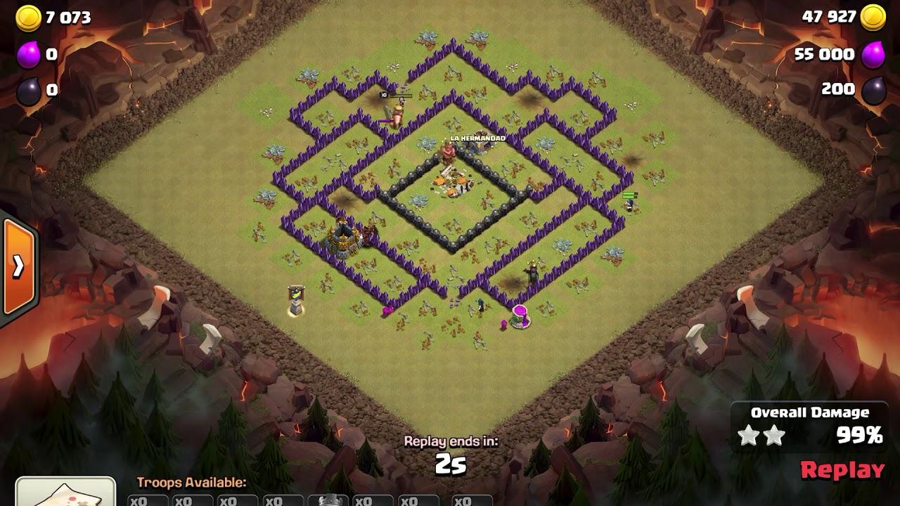 Clan War  Top 10  June 20  2020