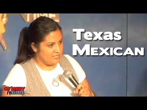 Texas Mexican - Comedy Time Latino