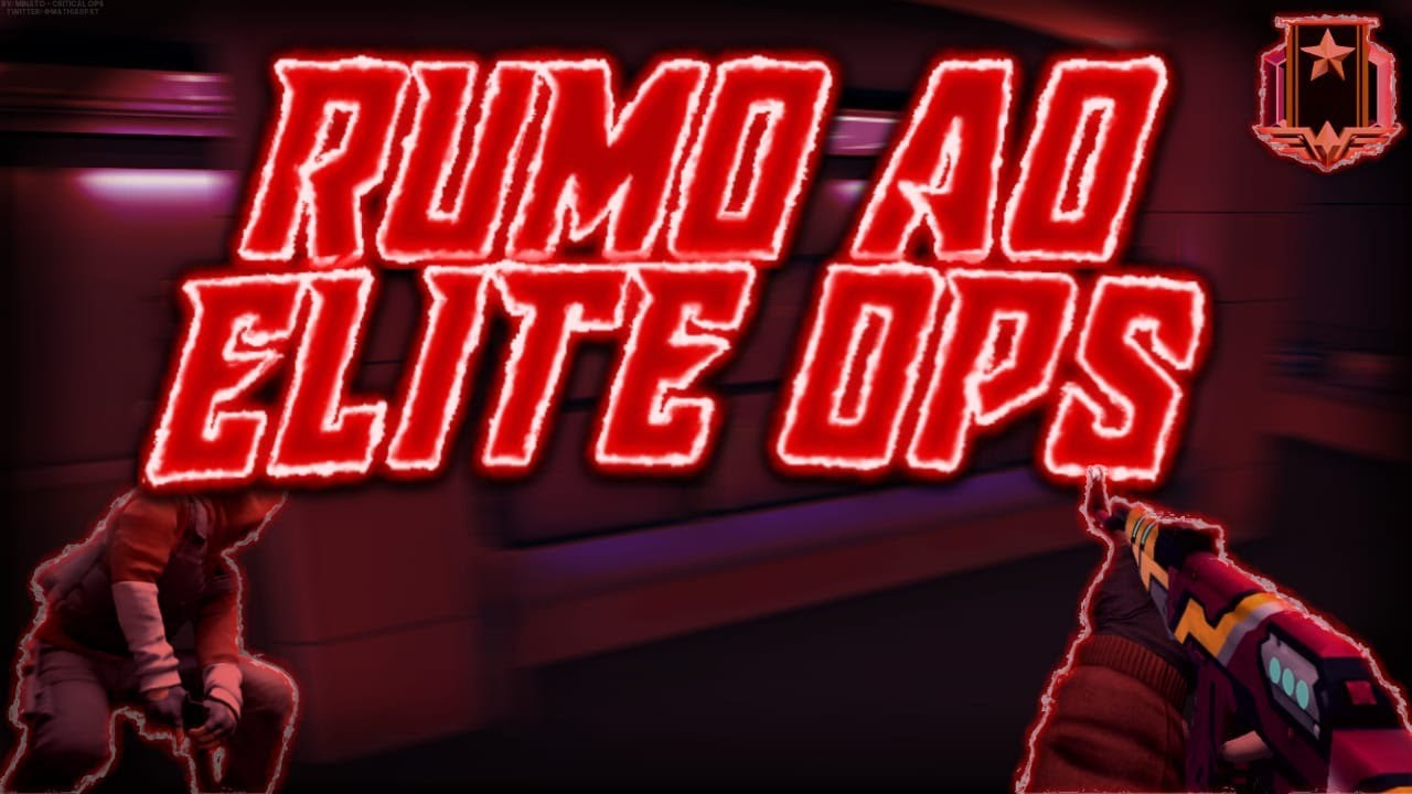 Download Critical Ops Ranked Rumo ao Elite! + Call