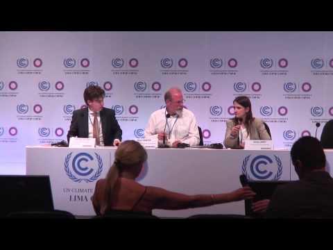 Solution Wind : conférence de presse Lima