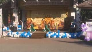 домодедово. парад невест