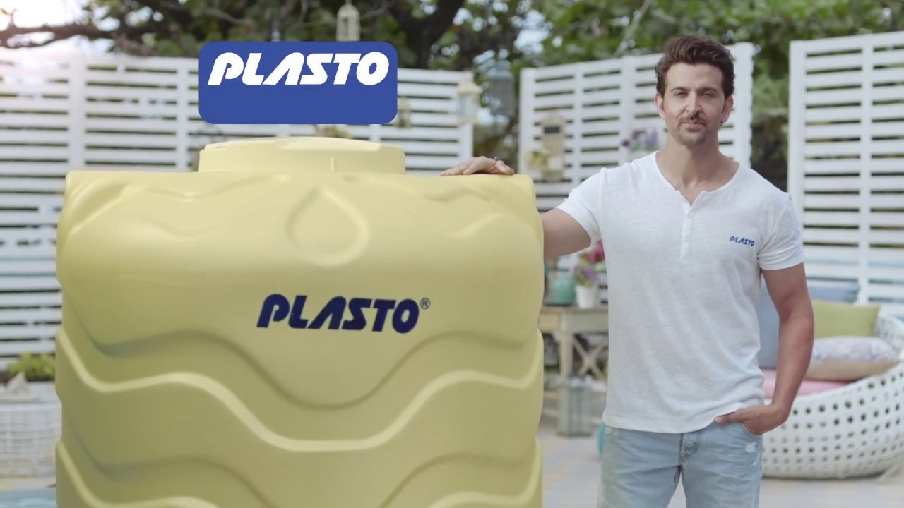 Plasto Gold Tank Best For Drinking Water India S 1 St Gold Tank Youtube