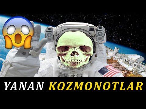 Uzayda Ölen İlk Canlı. Rus Kozmonotların Dehşet Veren Ölümleri| Apollo 1 | LAYKA |  Vladimir Kamarov