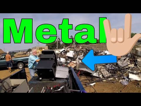 Scrap Metal Action On Father's Day Weekend