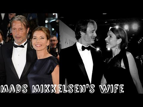 Mads Mikkelsen's Wife 2017  Mads Mikkelsen and Hanne Jacobsen