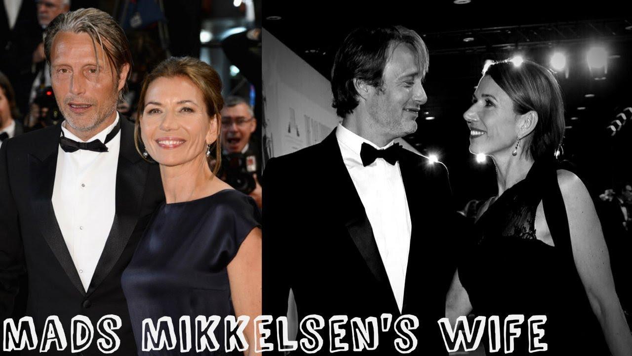 Mads Mikkelsen Wife