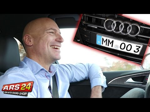 Audi A6 Competition Quattro mit 326PS und Biturbo | Abholung | PART 2