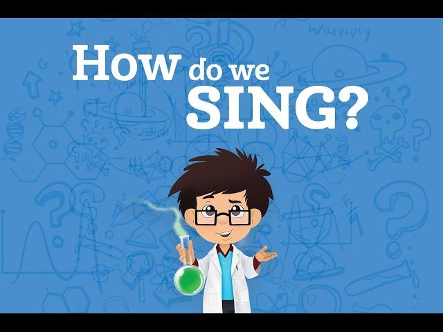 How do we sing? | Karim's WOW's (s01e5)