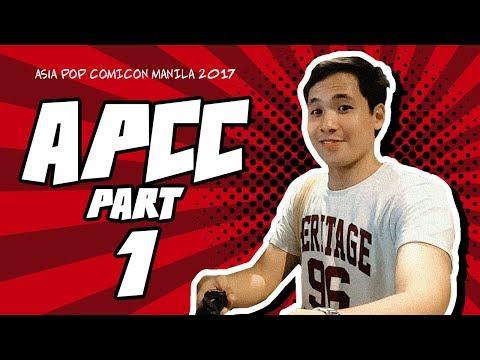 APCC 2017 EXPERIENCE VLOG PART 01