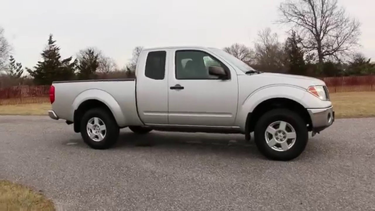 2006 Nissan Frontier SE King Cab 4x4 For Sale~Alloys~B/Liner~Tow~Runs  Fantastic