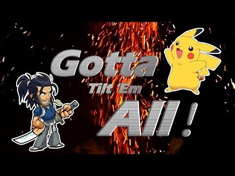 Gotta Tilt 'Em All! - Brawlhalla Pokemon Song