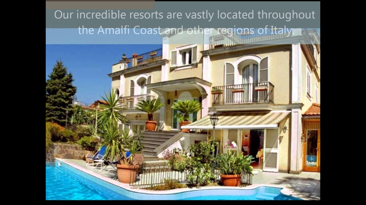 villa amalfi - amalfi coast tours - amalfi coast vacation rentals