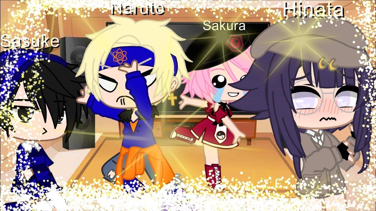 Download •Team 7+ Hinata react to their future•💕 Naruhina/Sasusaku💗
