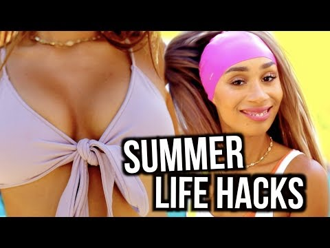 5 Summer Life Hacks That WILL SAVE YOU! | Mylifeaseva