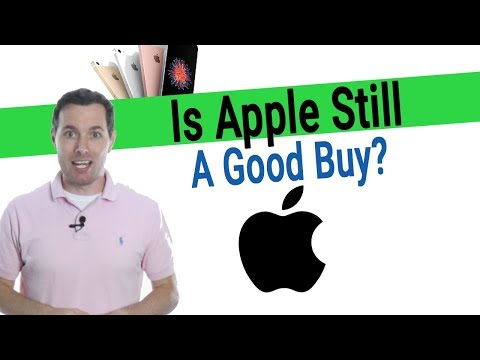 AAPL Stock - Is Apple's Stock a Buy