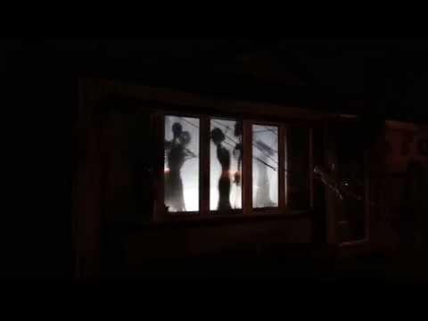 AtmosfearFX Bone Chillers - Halloween Window Projection