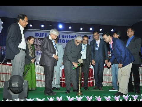 Inauguration by vice Chancellor of University of Calcutta