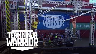 The Expendabulls vs. Stratis Faction | Team Ninja Warrior | American Ninja Warrior