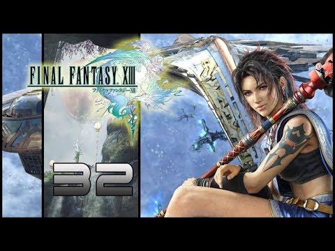 Guia Final Fantasy XIII (PS3) Parte 32 - La verdadera identidad del Primarca