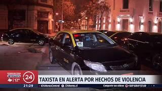 Protagonista de incidente entre taxistas y conductor Uber: