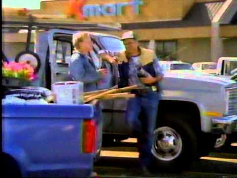 Kmart commercial Musical Montage 1986
