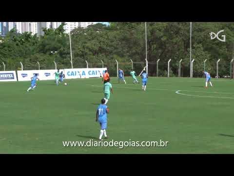 Goiás goleia Sobradinho em jogo treino na preparação para o Goianão.