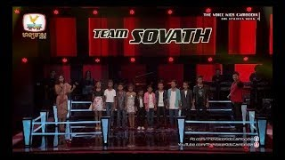 SAVE  (The Battles Week 3 | The Voice Kids Cambodia 2017)