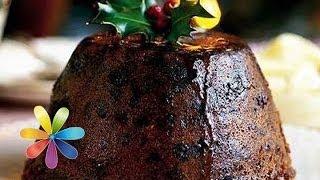 Как приготовить английский пудинг - Рождественские рецепты