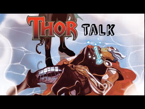 Thor #3: Thor is Murdered at Hela's Wedding