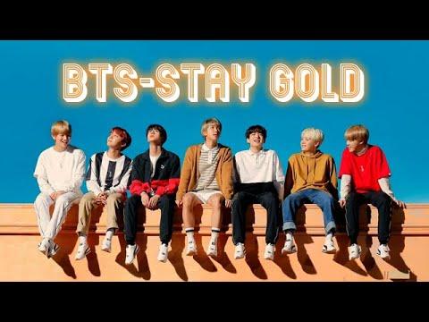 Gold bts stay