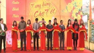 Tổng Công ty Thương mại Hà Nội (HAPRO) Lễ khai mạc phiên chợ Tết Bính Thân 2016