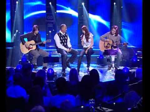 Valdo ja Ines - 6.saade laul1 - Laulud tähtedega TV3