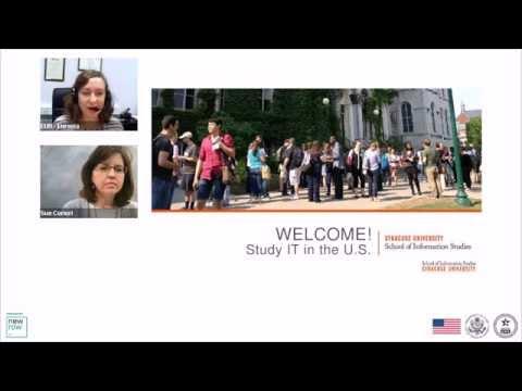 Study IT in the USA: Syracuse University Presentation
