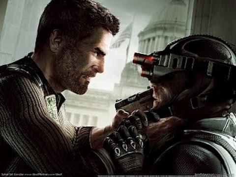 Tom Clancy's Splinter Cell Conviction Walkthourgh Part 8  