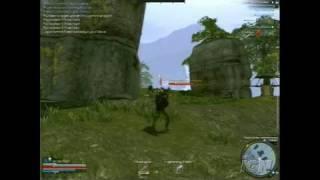 Tabula Rasa PC Games Gameplay - Temple pounding