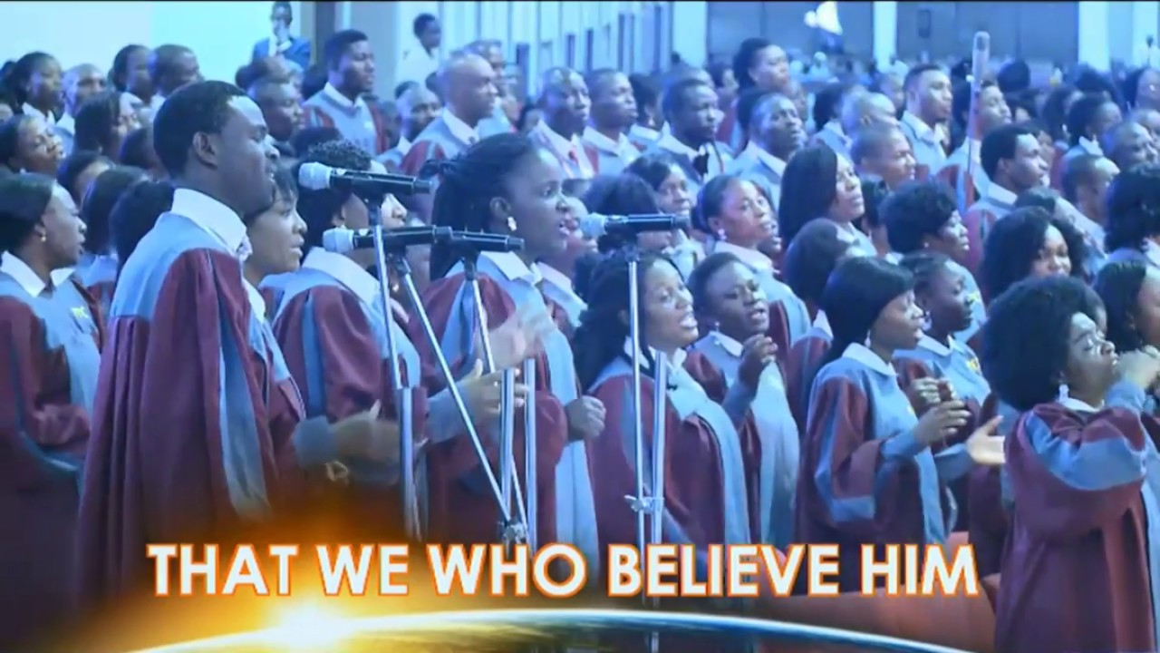 Faith Tabernacle Choir@ He gave us power to subdue the enemy [ July 9, 2017]
