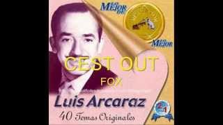LUIS ALCARÁZ - 6 ÉXITOS EN 78 rpm.- CEREZO ROSA.-