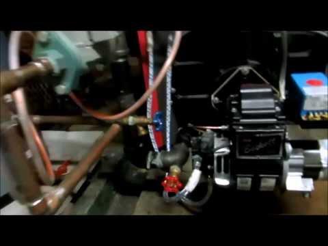 TIGER LOOP:installed on beckett afg burner,over head oil line
