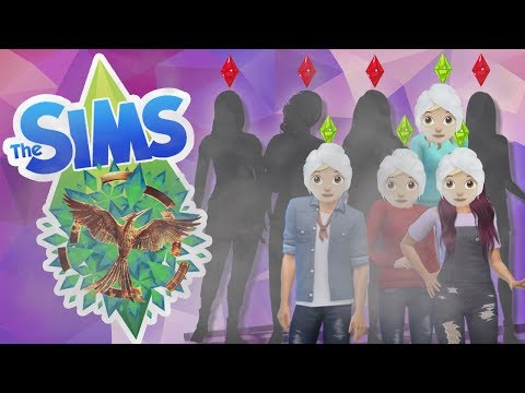 WE HAVE OUR FINAL TWO ALREADY?! - The Sims 4 Youtuber Hunger Games - Season 4 - Ep.10 thumbnail