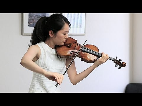 福岡)バイオリニスト南紫音さん、地元北九州で公演へ