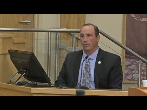 Keith Sandy Takes The Stand In James Boyd Murder Trial