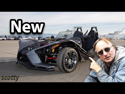 Here's Why This 3 Wheel Polaris Slingshot Is Worth $26,000