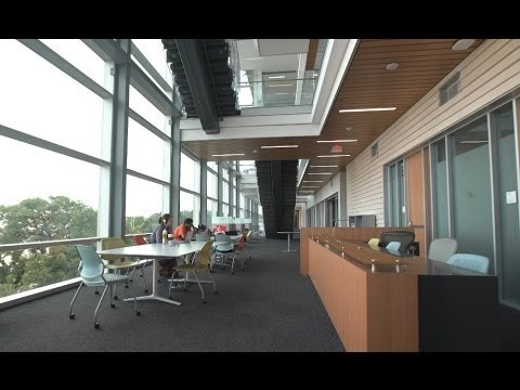 Go Inside The Health Learning Building