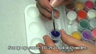 10-2Go Custom Color