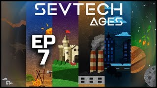 Sevtech ages episode 5 kiln automation and op ritual