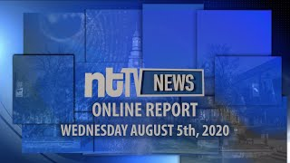 ntTV Online Report 8-5-20