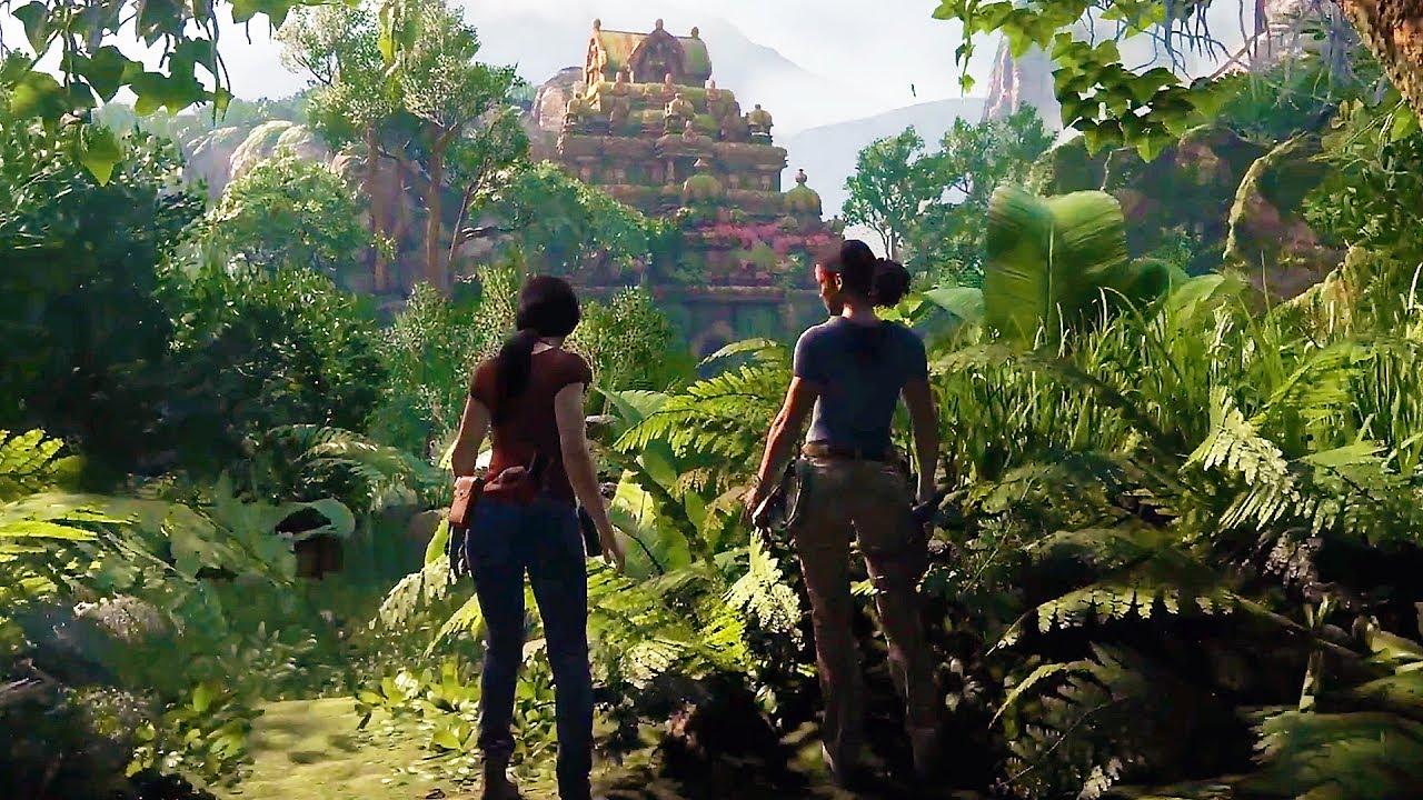 """Résultat de recherche d'images pour """"uncharted lost legacy in game"""""""