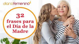 ¡Feliz Día de la Madre! 32 lindas felicitaciones para tu mamá   Frases y mensajes para madres