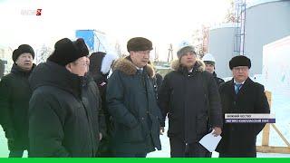 Айсен Николаев: Мегино-Кангаласский район становится точкой роста экономики Якутии